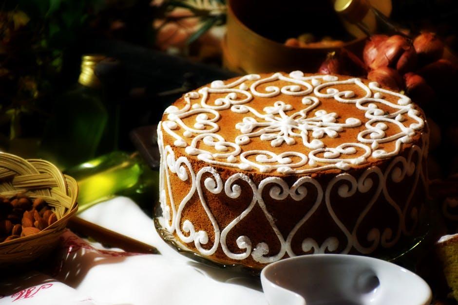 tort z nowej tortownicy